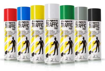 Traffic Paint Linien-Markierfarbe