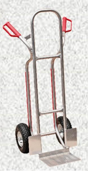 Aluminium-Flaschenkistenkarre