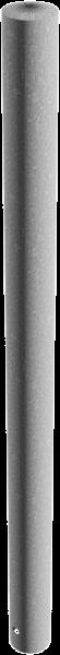 Edelstahlpoller DMR.76 mm, ortsfest