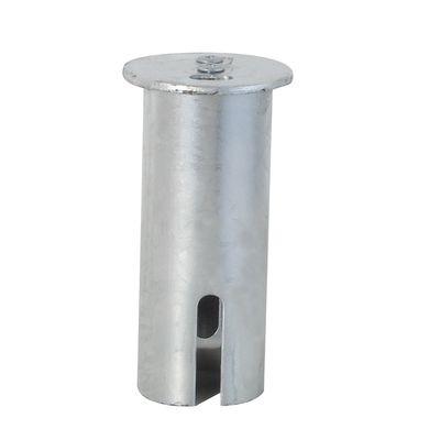 Abdeckkappen für Bodenhülsen mit Federverschluß DMR 60,76 und 70x70 mm