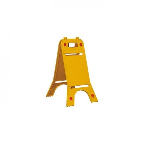 Warnaufsteller,gelb