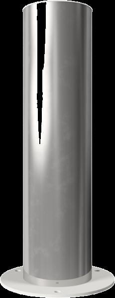 Edelstahlpoller DMR.204 mm, ortsfest