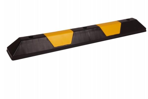 Leitschwelle, schwarz-gelb 110 cm