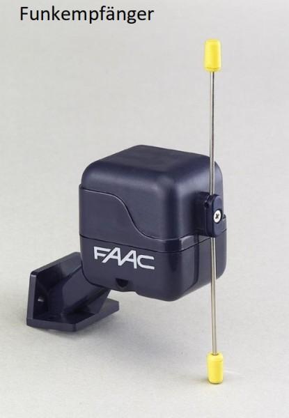 FAAC Funkempfänger PLUS1 868 MHz