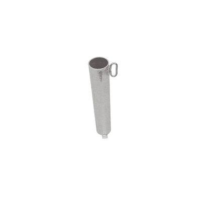 Bodenhülse für DMR 60 für Vorhangschloß