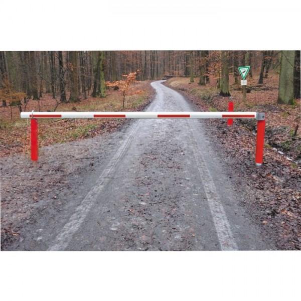 Forstschranke bis 8,0 m mit kardanischer Aufhängung