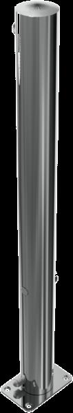 Edelstahlpoller DMR.76mm. umlegbar