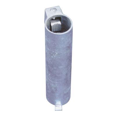 Bodenhülse mit Feststellvorrichtung DMR. 60mm zum Einbetonieren