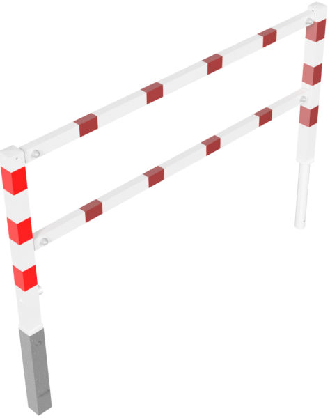 Wegespere herausnehmbar, DMR. 70 x 70 mm