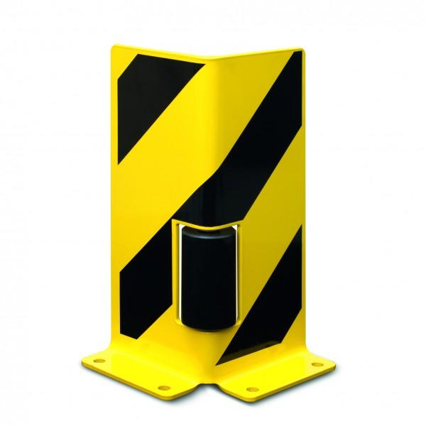 Anfahrschutz mit Leitrolle L-Form