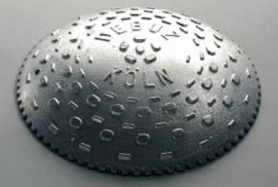 Kölner Teller DMR 300 mm zum aufkleben