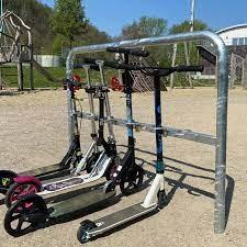 Scooter Reihenparker-Bügel