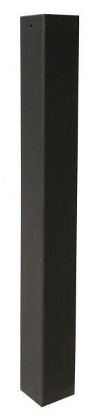 Stilpfosten VKT 70x70 mm, 80x80, 100x100 mm. ortsfest