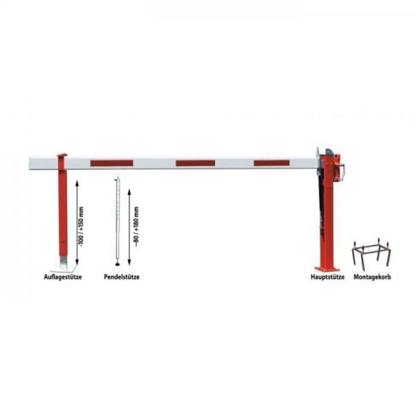 Gasdruckschranke Standard 31 bis 6,0 mtr