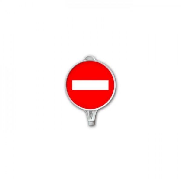 Hinweisschild Durchfahrt Verboten