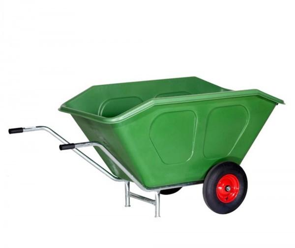 Stallkuli Mega 500 L mit 2 Rädern