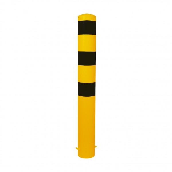 Rammschutzpoller DMR 152 x 3,2 mm zum Einbetonieren, verschiedene Höhen