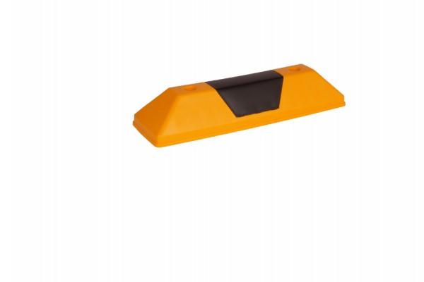 Leitschwelle, gelb-schwarz, 55 cm