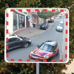 EUCRYL ECO Verkehrsspiegel
