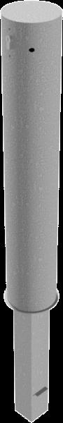 Edelstahlpoller DMR.154 mm herausnehmbar