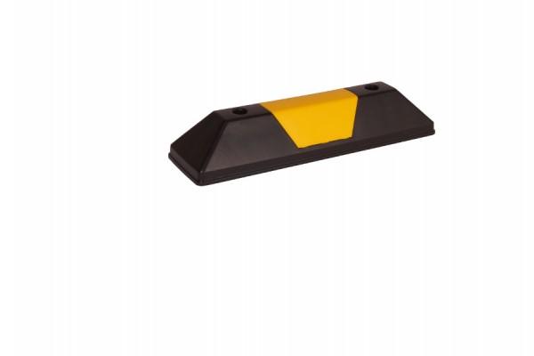 Leitschwelle, schwarz-gelb 55 cm